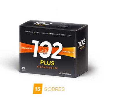 102 Plus Efervescente