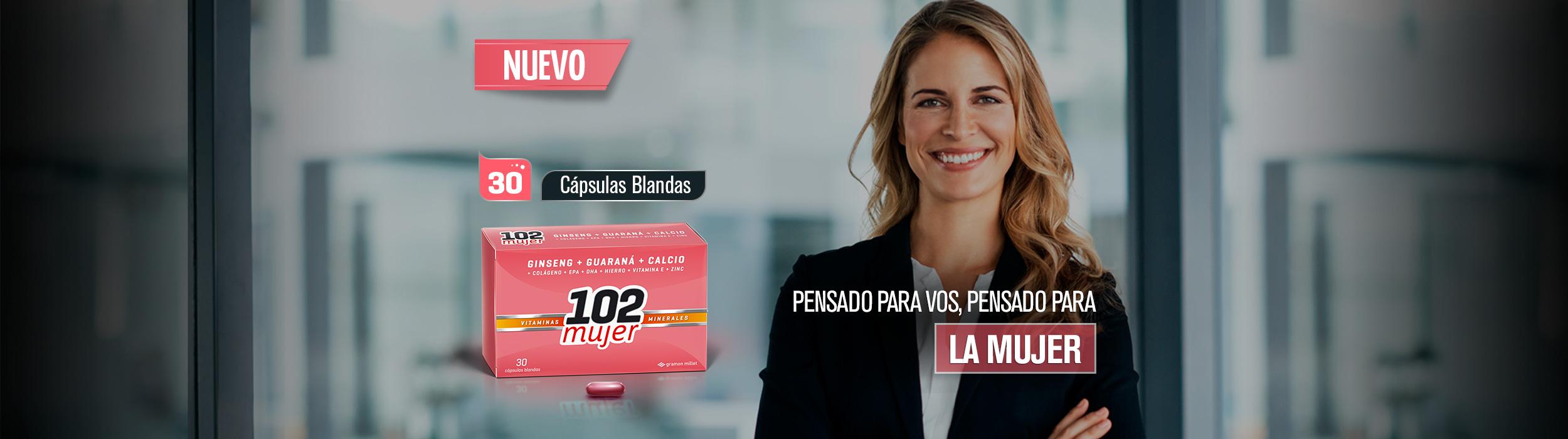 102 Mujer
