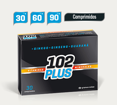 102 Comprimidos