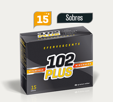 102 Plus Efervescente